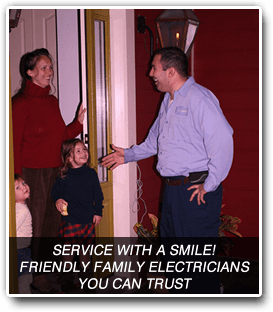 About Your Baton Rouge Professional Electricians