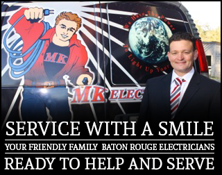 Baton Rouge Professional Electricians